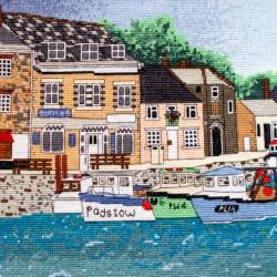 Padstow Cross Stitch Kit