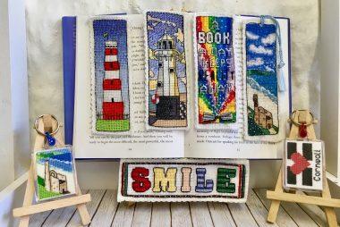 Bookmark , Keyring and Fridge Magnet Kits