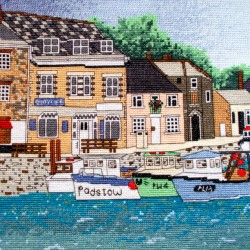 Padstow Cross Stitch Kit